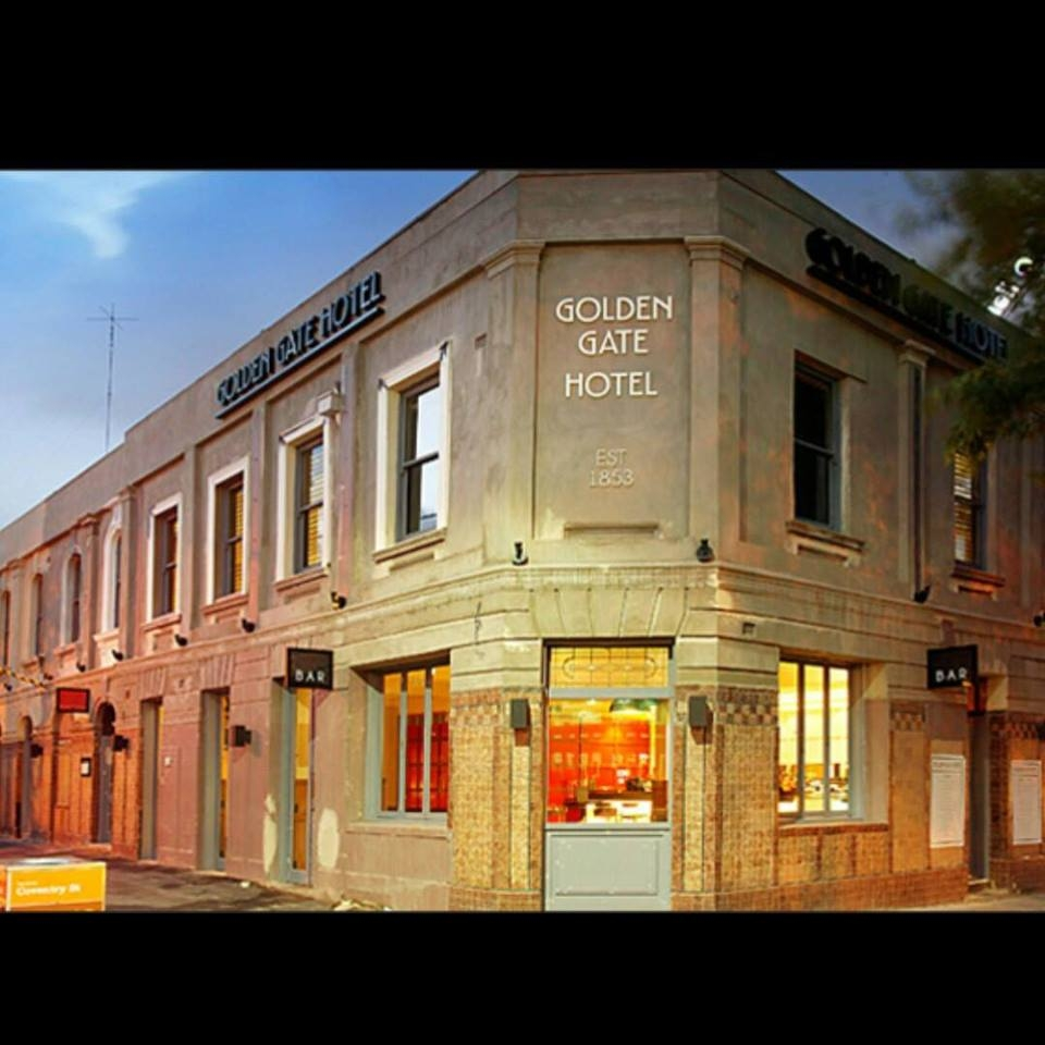 Golden Gate Hotel, Melbourne South, Melbourne