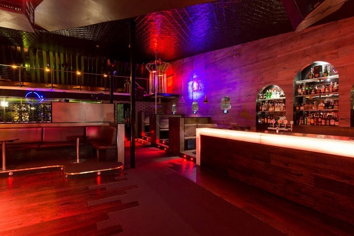 Lux Nightclub, Melbourne South, Melbourne
