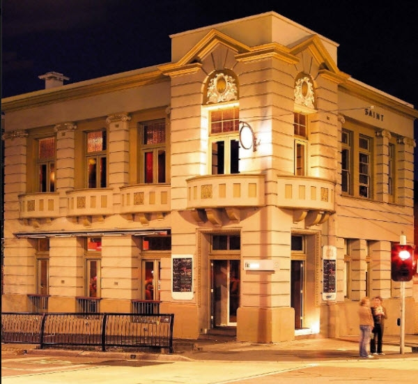 The Saint Hotel, St Kilda, Melbourne
