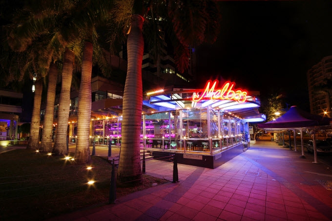 Melbas Ultra Lounge And Club, Cavill Avenue, Gold Coast
